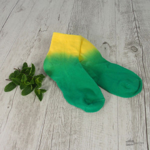 """Chaussettes Cocktail """"Mojito"""""""
