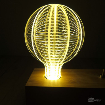 Ampoule LED Illusion URI
