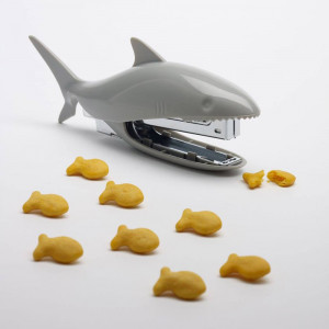 Agrafeuse Requin