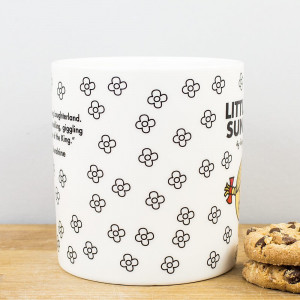 Mug Little Miss Sunshine (Madame Bonheur) Flower Power