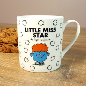 Mug Little Miss Star (Madame Vedette) Roger Hargreaves