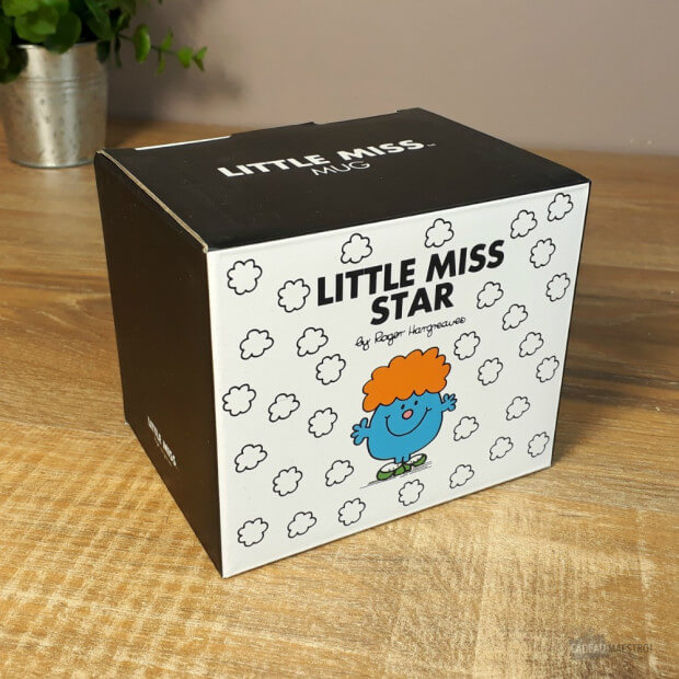 Mug Little Miss Star (Madame Vedette) Packaging