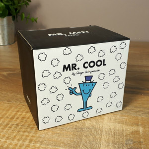 Mug Mr Cool (Monsieur Génial) Packaging
