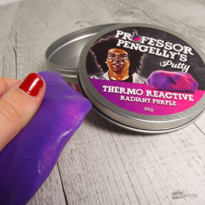 Slime Thermo Réactif Violet