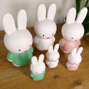 Tirelire Lapin Miffy Taille S