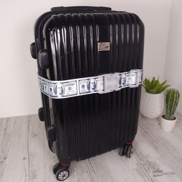 Sangle pour Valise Dollars