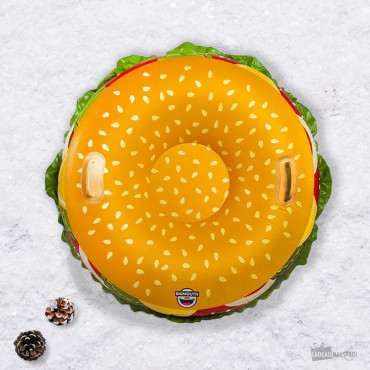 Luge Gonflable Cheeseburger