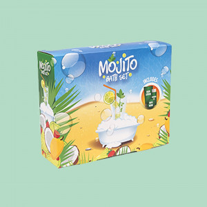 Coffret Bain Cocktail Mojito