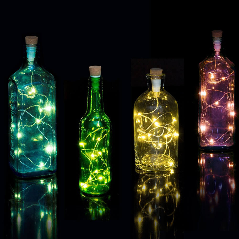 Guirlande Lumineuse Rechargeable