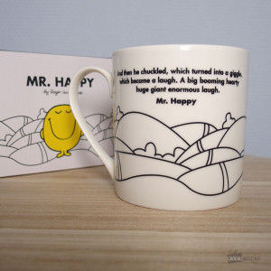 Mug Mr Happy (Monsieur Heureux)
