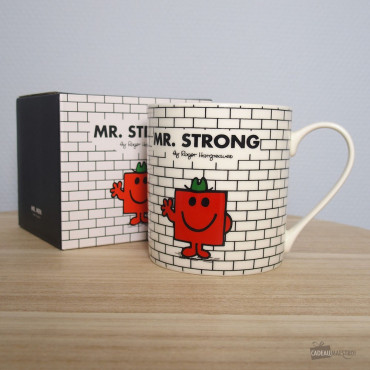 Mug Mr. Strong (Monsieur Costaud)