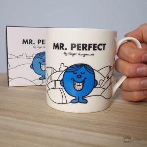 Mug Mr. Perfect (Monsieur Parfait)