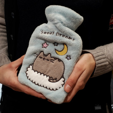 "Bouillotte ""Sweet Dreams"" Pusheen"