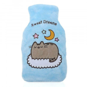"Bouillotte ""Sweet Dreams"" Pusheen 100 % Polyester"