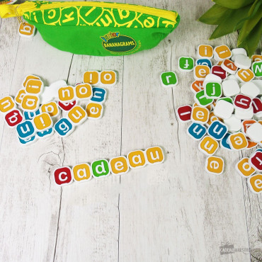 Jeu Bananagrams Junior
