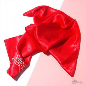 Foulard Érotique Sers-Moi Fort