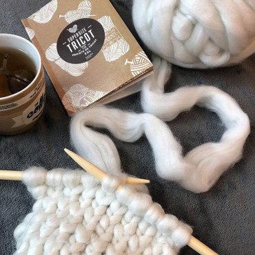 Coffret Supersize Tricot