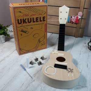 Kit Ukulélé à Monter Soi-Même DIY