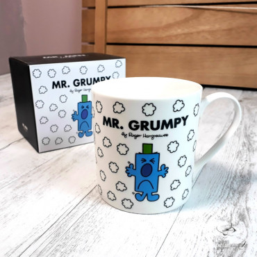 Mug Mr Grumpy (Monsieur Grincheux)