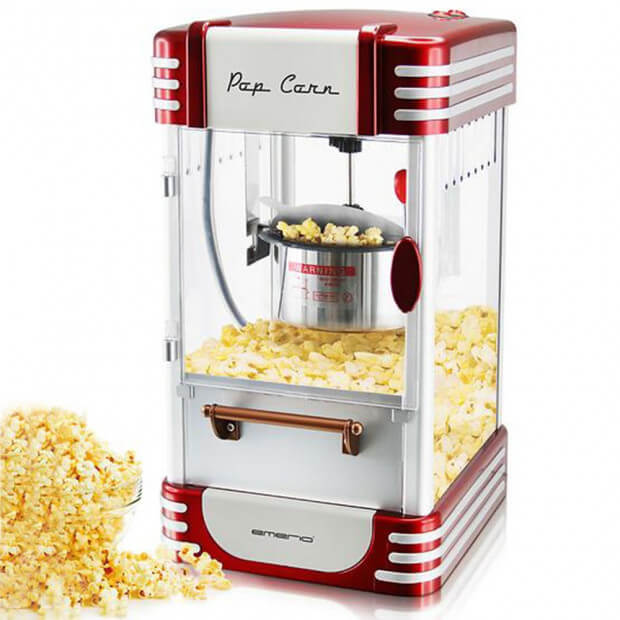 Machine à Pop-Corn Grand Modèle