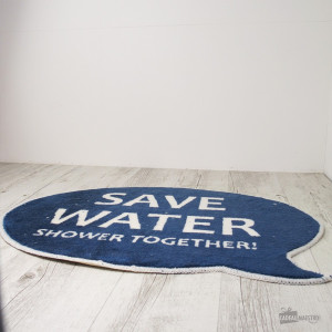 "Tapis de Bain ""Shower Together"""