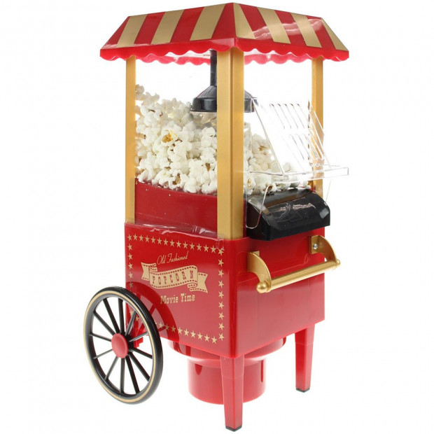 Machine à Pop-Corn Rétro
