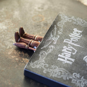 Marque-Pages Artisanal Magicien