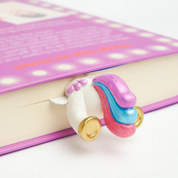 Marque-Pages Artisanal Licorne