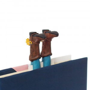 Marque-Pages Artisanal Cowboy
