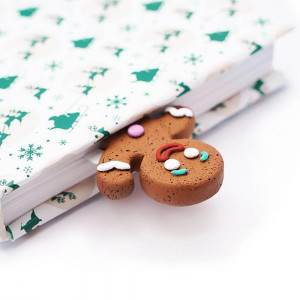 Marque-Pages Artisanal P'tit Biscuit