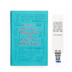 Marque-Pages Artisanal Alice