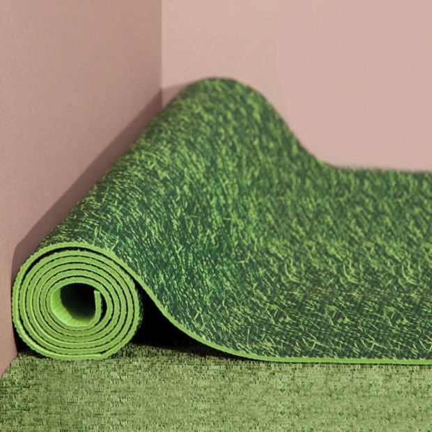 Tapis de Yoga Nature Pelouse
