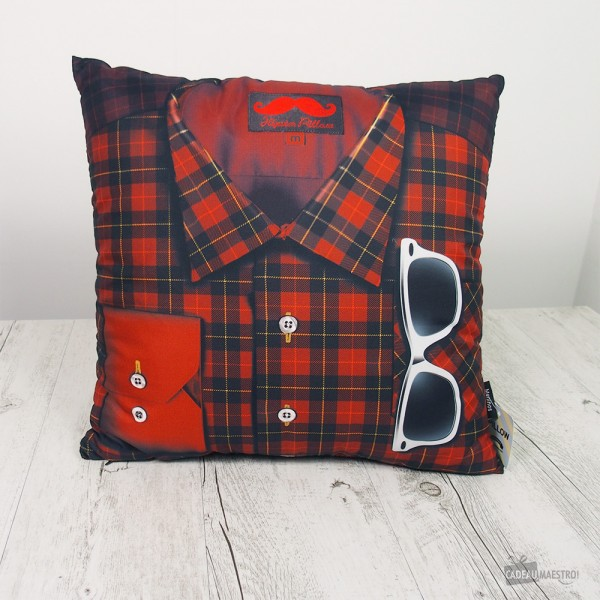 coussin hipster - cadeau maestro