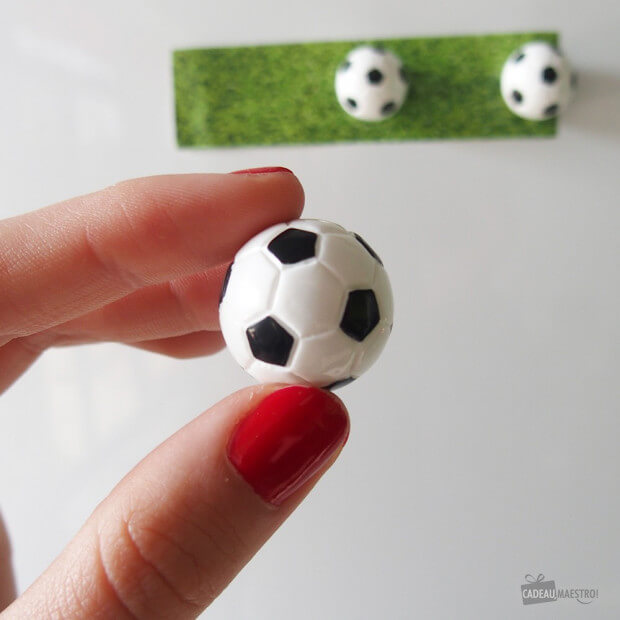 Magnets Ballons de Foot (x3)