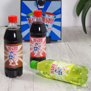 Sirop de Cola Slush Puppie