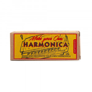 Harmonica à Monter Soi-Même Packaging