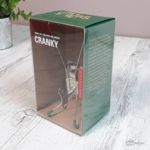 Robot Cranky à Remonter Packaging
