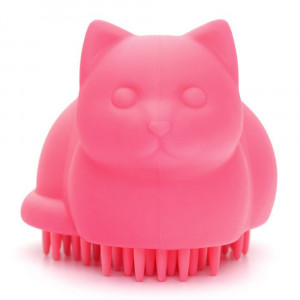 Brosse pour Chat Meow En silicone