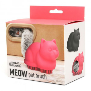 Brosse pour Chat Meow Packaging