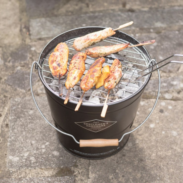 Barbecue Portable Seau