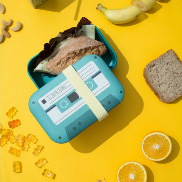 Lunch Box Cassette Repas