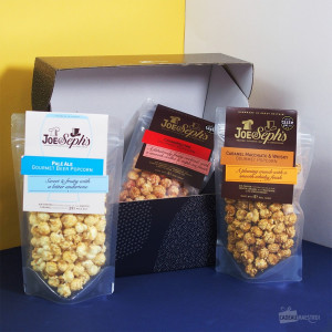 Coffret Surprise de Pop-Corn Insolites (x3)