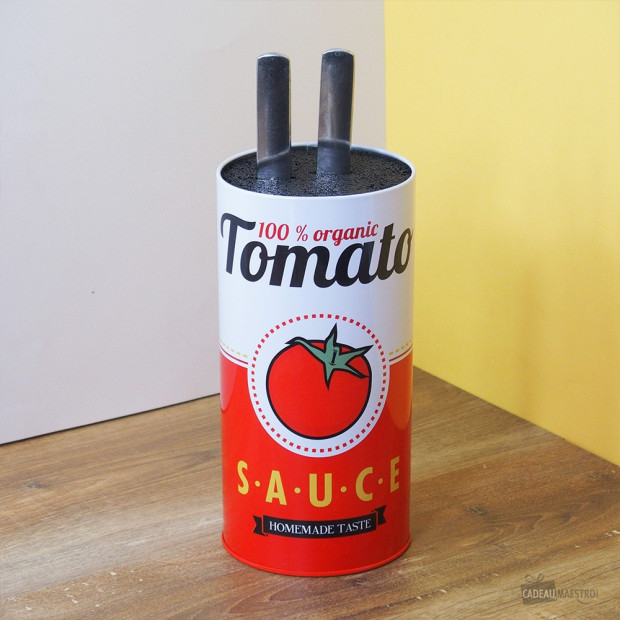 Support à Couteaux Universel Tomato