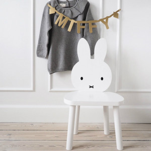 Chaise Lapin Miffy Mobilier