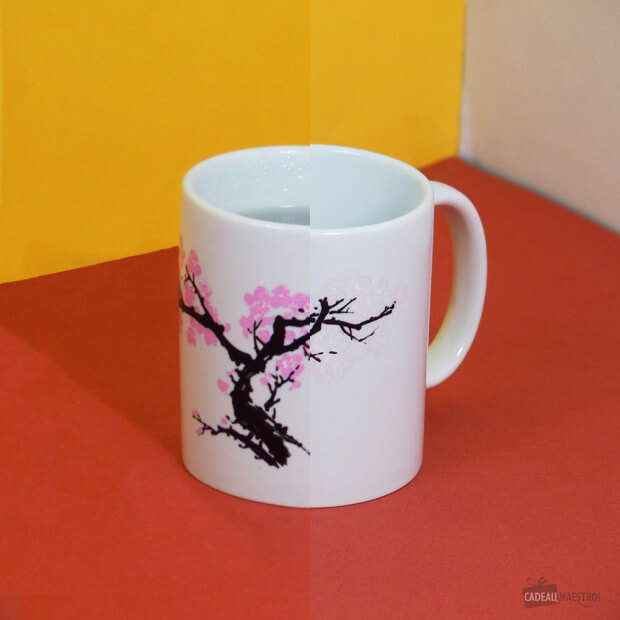 Mug Printemps Thermoréactif
