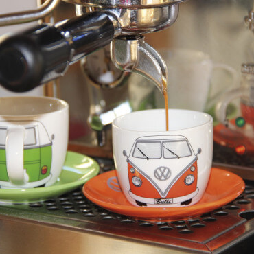 Set Tasses Expresso Combi VW (x4)