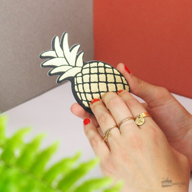 Lime à Ongles Ananas