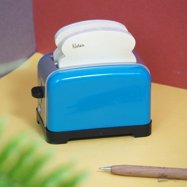 Bloc-Notes Multifonctions Toaster