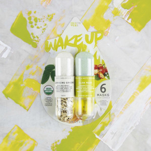 Masques Wake Up à Faire Soi-même (x2) Packaging