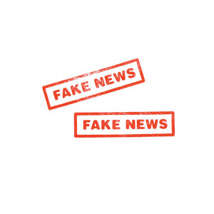 "Tampon ""Fake News"""